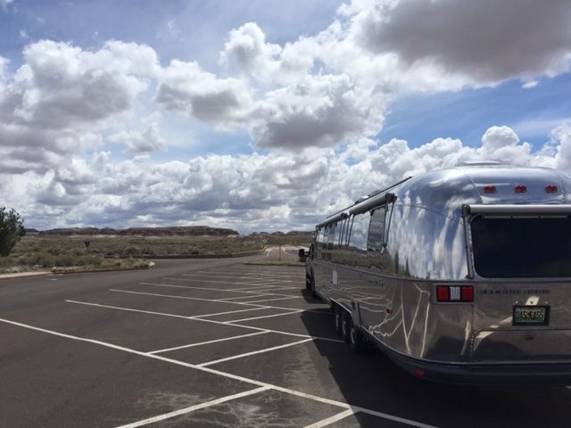airstream petrified park