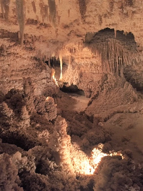 Caverns of Sonora – West Texas
